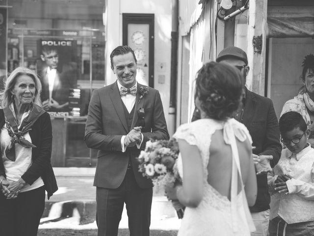 Le mariage de Romain et Sarah à Vaison-la-Romaine, Vaucluse 13
