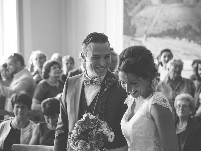 Le mariage de Romain et Sarah à Vaison-la-Romaine, Vaucluse 14