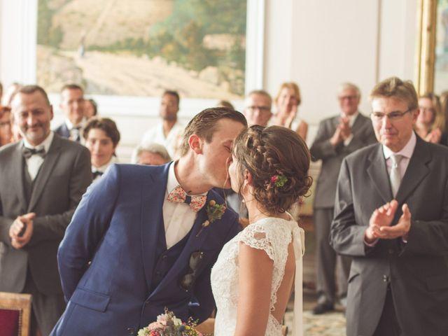 Le mariage de Romain et Sarah à Vaison-la-Romaine, Vaucluse 16