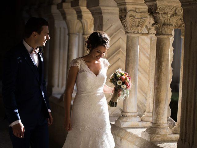 Le mariage de Romain et Sarah à Vaison-la-Romaine, Vaucluse 24