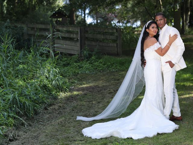 Le mariage de Johanna et Marvin