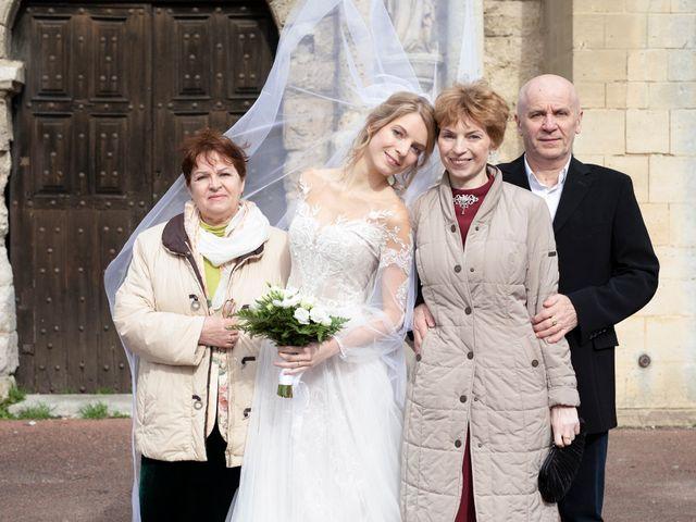 Le mariage de Alberto et Christina à Morienval, Oise 6