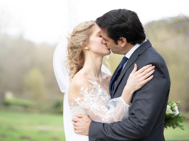 Le mariage de Alberto et Christina à Morienval, Oise 8