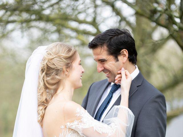 Le mariage de Alberto et Christina à Morienval, Oise 9