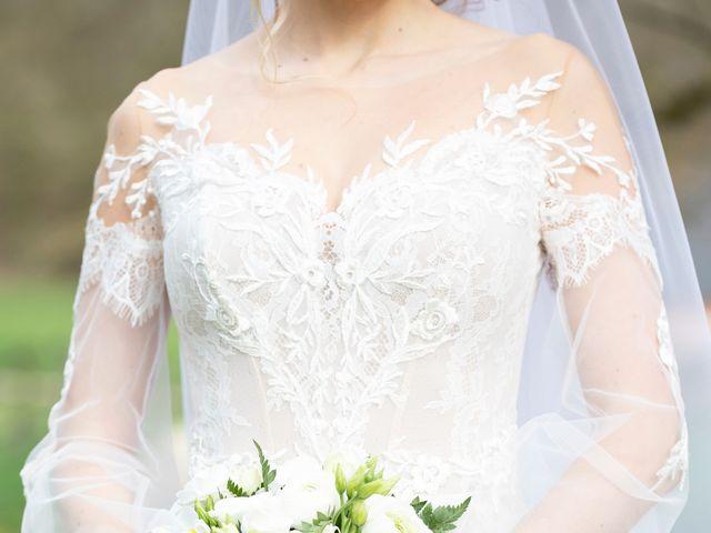 Le mariage de Alberto et Christina à Morienval, Oise 11