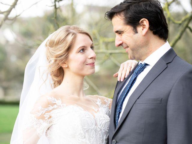Le mariage de Alberto et Christina à Morienval, Oise 14