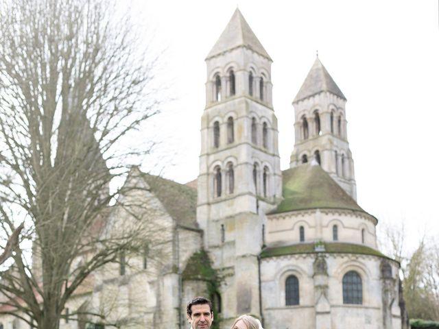 Le mariage de Alberto et Christina à Morienval, Oise 16