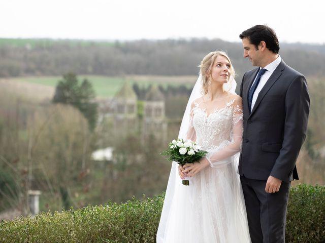 Le mariage de Alberto et Christina à Morienval, Oise 18