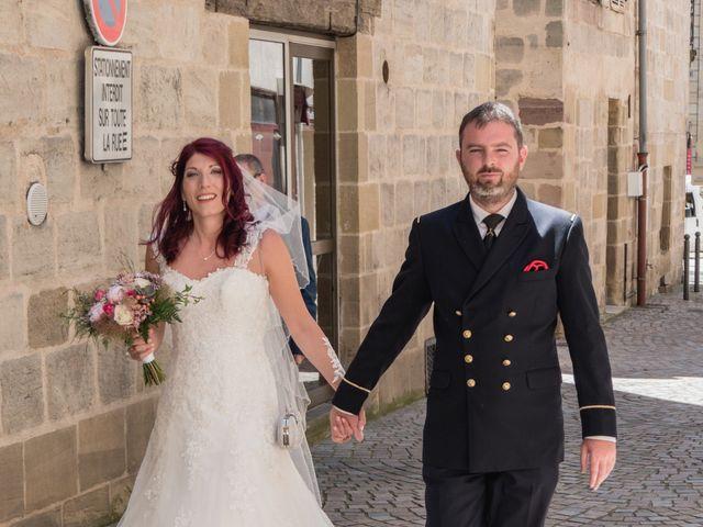 Le mariage de Julien et Alexia à Brive-la-Gaillarde, Corrèze 26