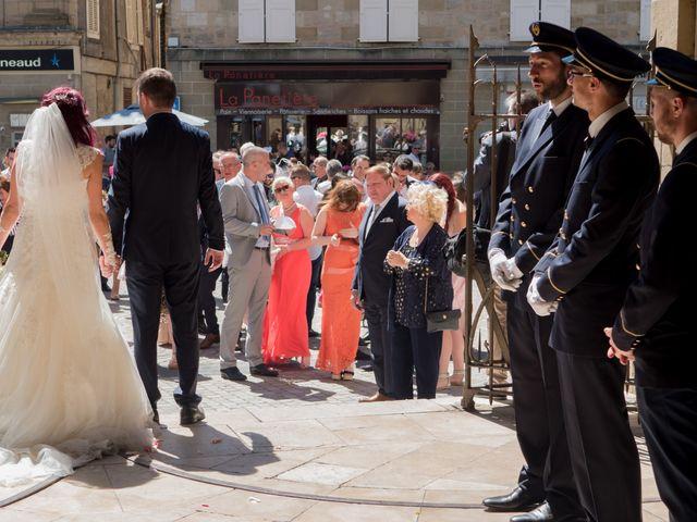 Le mariage de Julien et Alexia à Brive-la-Gaillarde, Corrèze 41