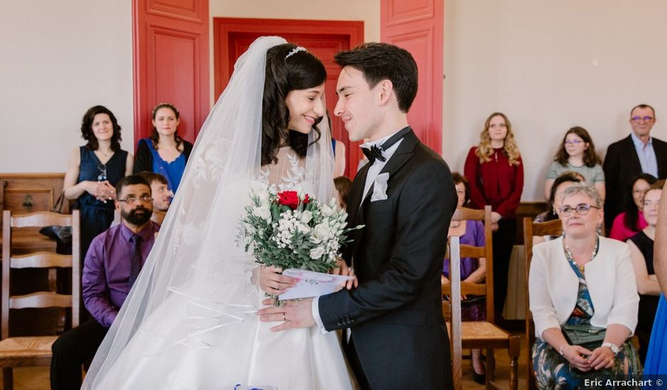 Le mariage de Quentin et Débora à Reims, Marne