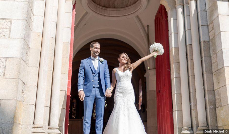 Le mariage de Christ et Marina à Vallery, Yonne