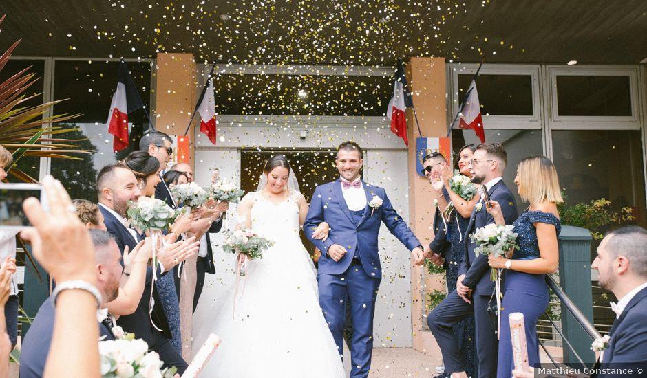 Le mariage de Loris et Elodie à La Ciotat, Bouches-du-Rhône