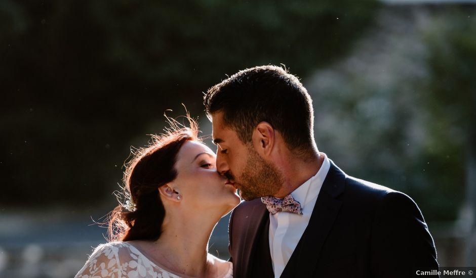 Le mariage de Yoann et Noémie à Sorgues, Vaucluse