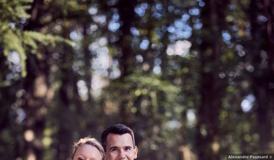 Le mariage de Patrick et Lucie à Montbazon, Indre-et-Loire