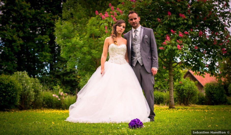 Le mariage de Florent et Julie à Saint-Brice, Seine-et-Marne