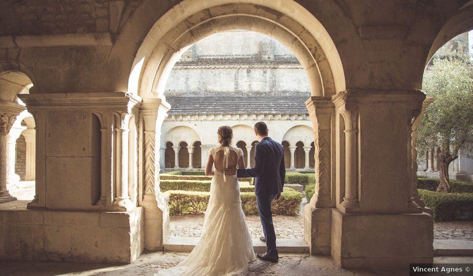 Le mariage de Romain et Sarah à Vaison-la-Romaine, Vaucluse