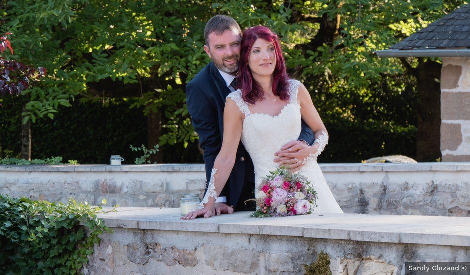 Le mariage de Julien et Alexia à Brive-la-Gaillarde, Corrèze