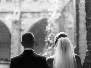 Le mariage de Clara et Kévin 1