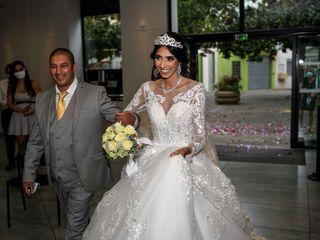 Le mariage de Mélissa et Andy 1