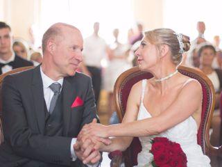 Le mariage de Nathalie et Gérard 1