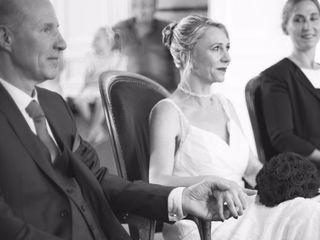 Le mariage de Nathalie et Gérard