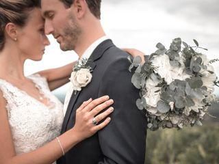 Le mariage de Ségolène et Amaury