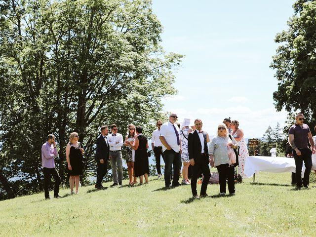 Le mariage de Kévin et Marylène à Breitenbach, Bas Rhin 33
