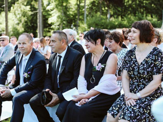 Le mariage de Kévin et Marylène à Breitenbach, Bas Rhin 67