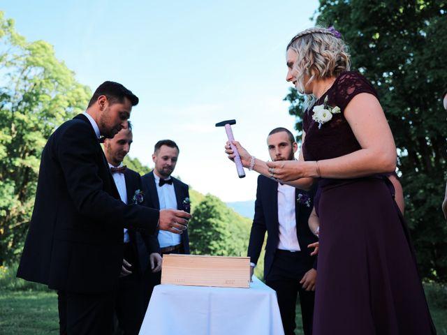 Le mariage de Kévin et Marylène à Breitenbach, Bas Rhin 79