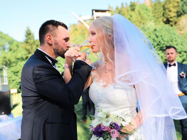 Le mariage de Kévin et Marylène à Breitenbach, Bas Rhin 100