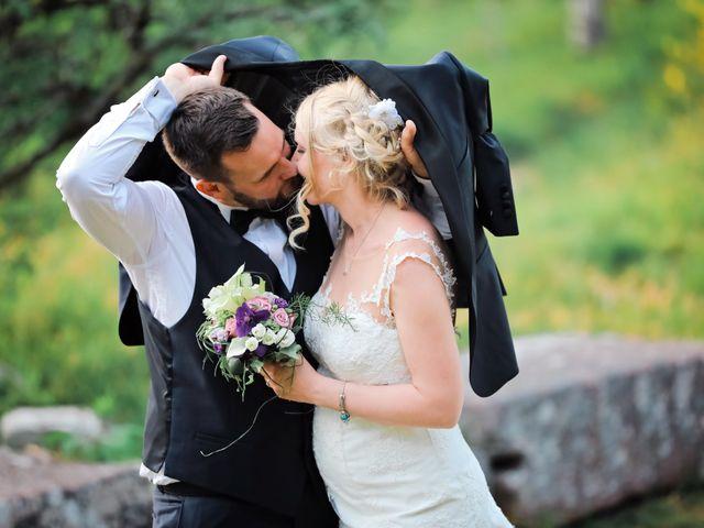 Le mariage de Kévin et Marylène à Breitenbach, Bas Rhin 186
