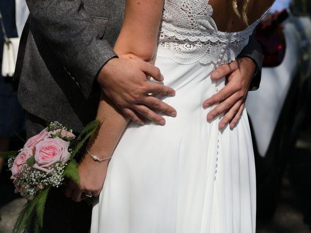 Le mariage de Jonathan et Amandine à Foussemagne, Territoire de Belfort 27