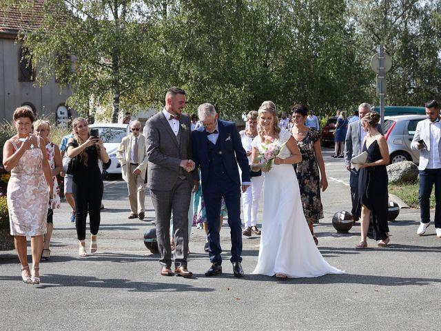 Le mariage de Jonathan et Amandine à Foussemagne, Territoire de Belfort 28
