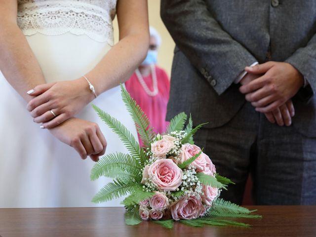 Le mariage de Jonathan et Amandine à Foussemagne, Territoire de Belfort 31
