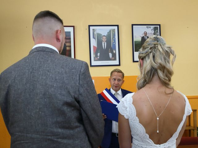 Le mariage de Jonathan et Amandine à Foussemagne, Territoire de Belfort 33