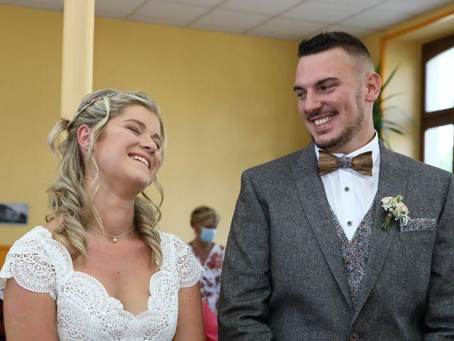 Le mariage de Jonathan et Amandine à Foussemagne, Territoire de Belfort 34