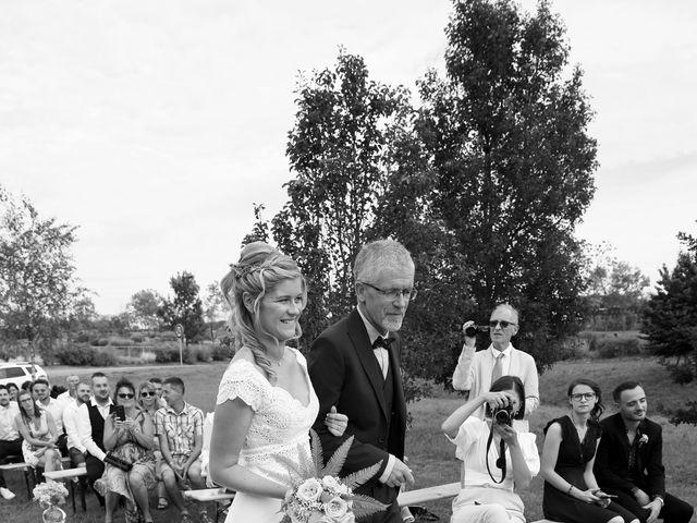 Le mariage de Jonathan et Amandine à Foussemagne, Territoire de Belfort 51