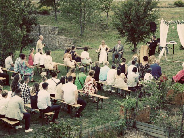 Le mariage de Jonathan et Amandine à Foussemagne, Territoire de Belfort 54