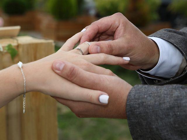 Le mariage de Jonathan et Amandine à Foussemagne, Territoire de Belfort 68