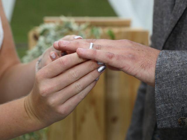 Le mariage de Jonathan et Amandine à Foussemagne, Territoire de Belfort 70