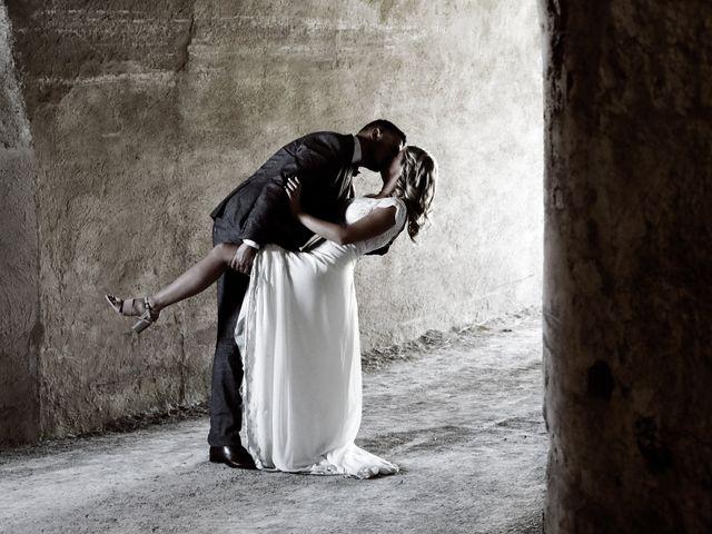 Le mariage de Jonathan et Amandine à Foussemagne, Territoire de Belfort 94