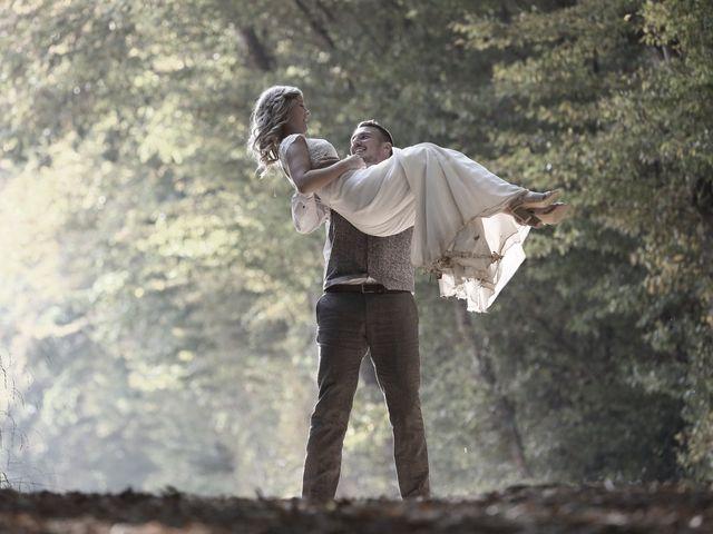 Le mariage de Amandine et Jonathan