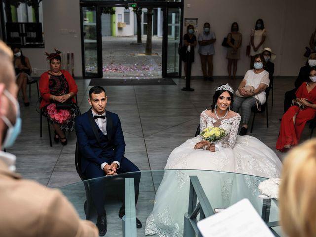 Le mariage de Andy et Mélissa à Bourg-lès-Valence, Drôme 4