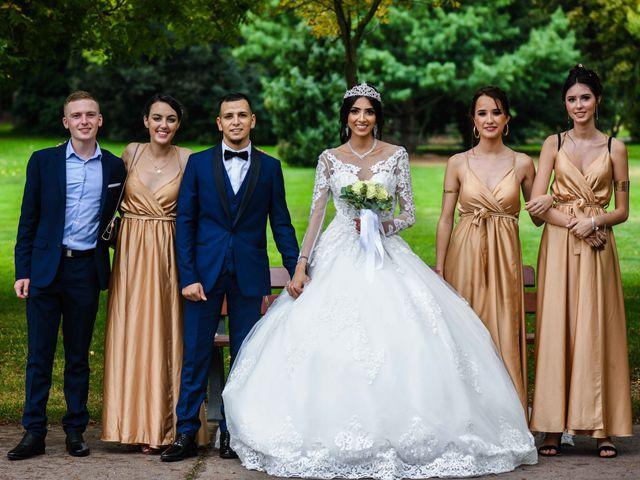 Le mariage de Andy et Mélissa à Bourg-lès-Valence, Drôme 15