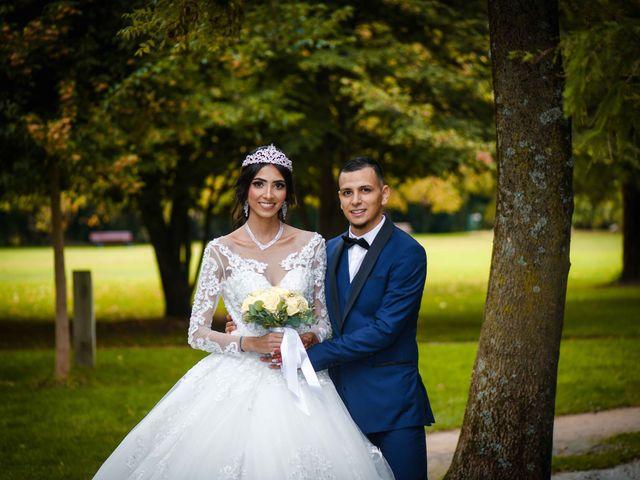 Le mariage de Andy et Mélissa à Bourg-lès-Valence, Drôme 17