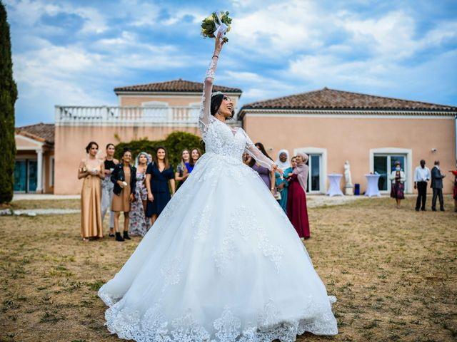 Le mariage de Andy et Mélissa à Bourg-lès-Valence, Drôme 21