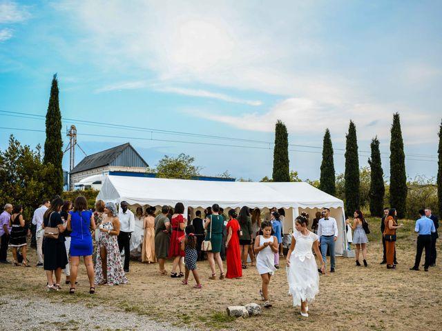 Le mariage de Andy et Mélissa à Bourg-lès-Valence, Drôme 25
