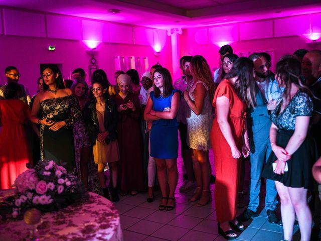Le mariage de Andy et Mélissa à Bourg-lès-Valence, Drôme 36