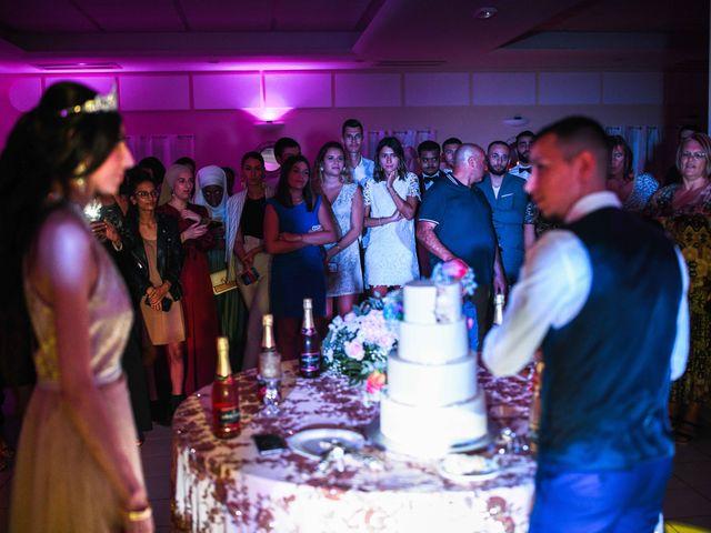 Le mariage de Andy et Mélissa à Bourg-lès-Valence, Drôme 37